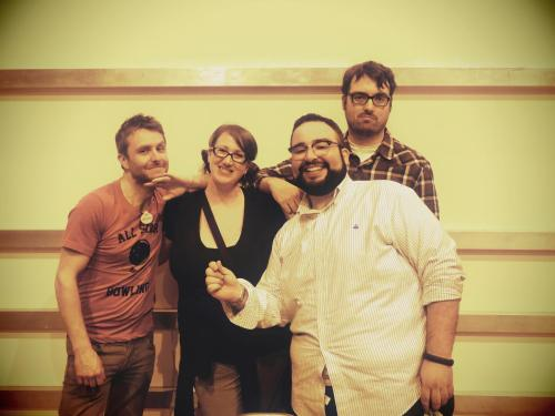 NERDS. — with Matt Mira and Jonah Ray. by Sara Zacuto