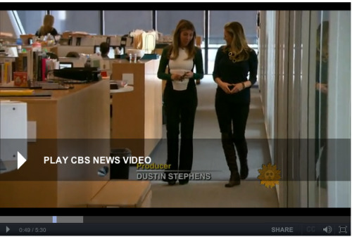 "CBS - ""HARRY WINSTON, JEWELER TO THE STARS""  Nina Garcia, creative director of Marie Claire magazine, and a judge on the hit reality show ""Project Runway,"" calls Harry Winston ""the jeweler of jewels."" ""Really, it's another world. To enter into the Harry Winston world is to be in a dream,"" she told Altschul. ""It's the stuff of legends."" And so for every Oscar night, Harry Winston loans out some of its finest pieces to nominees, presenters and Hollywood legends. Spokeswoman Meredith Keller and her team help celebrities pick out that perfect item, like a bracelet with 400 diamonds, similar to one worn by Halle Berry to the Golden Globes. According to Keller, it's worth ""a little over half a million dollars."" Big-ticket items like the bracelet and the $9.5 million diamond and tourmaline necklace come with their own security detail. CONTINUE READING & WATCH THE VIDEO »"