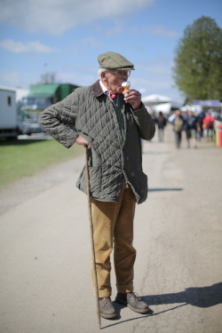 weareshuffle:  A proper Barbour gent