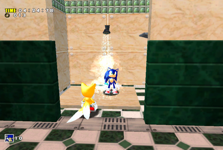 frobman:  TAILS LIKES TO WATCH.