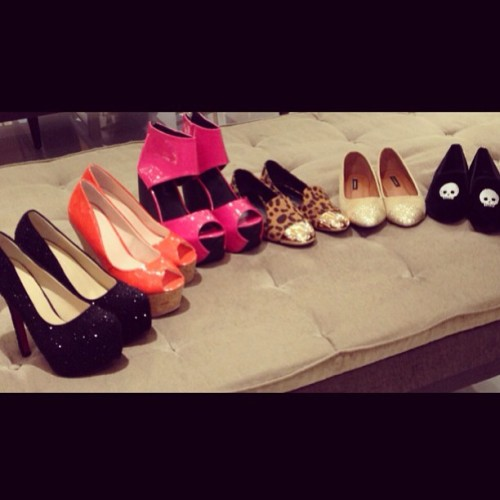 My picks from @primadonnaph! Shoes 😍 thanks Primadonna!!!