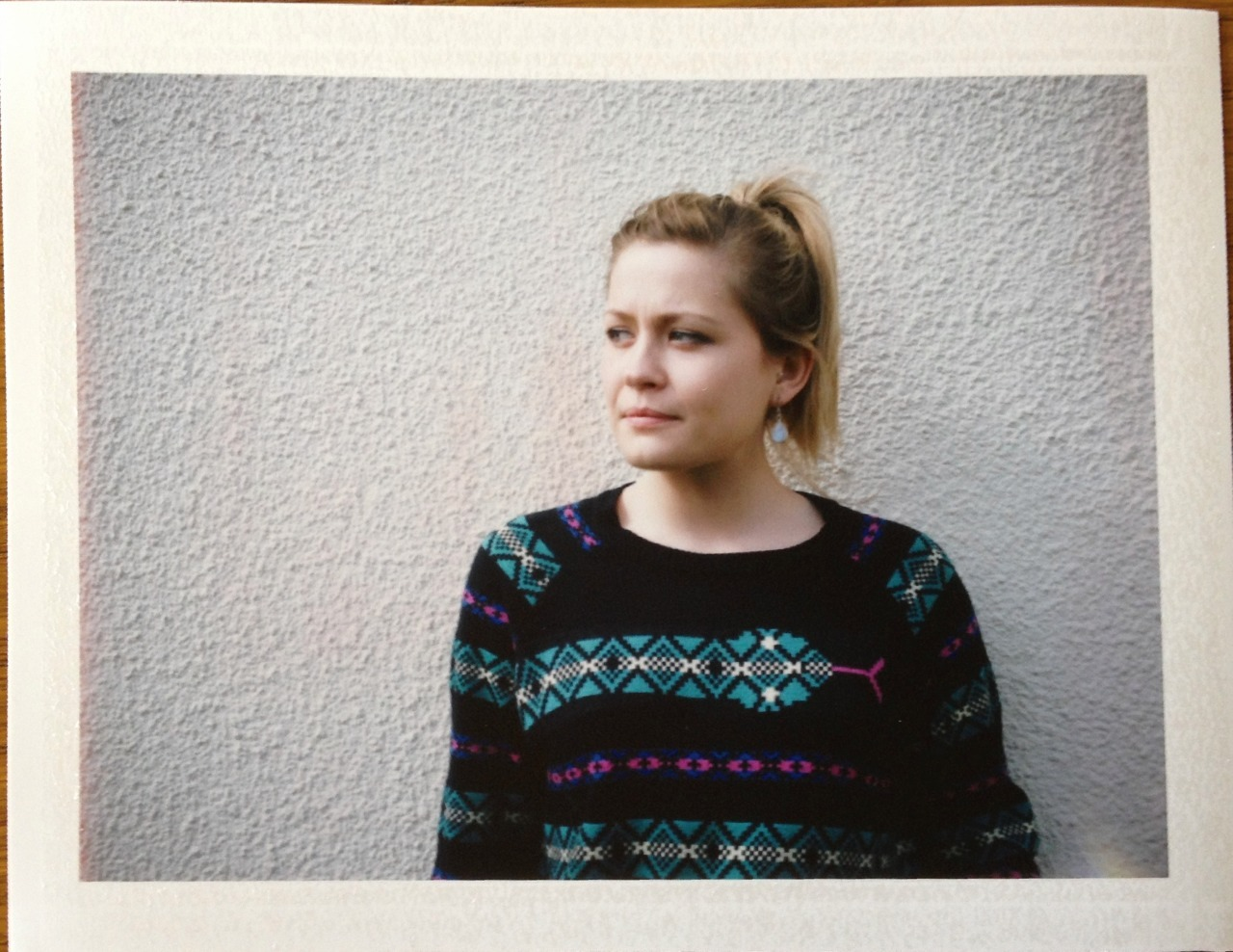 Sophie #polaroid #photography