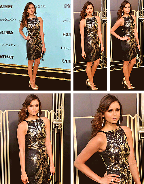 "Nina Dobrev - ""The Great Gatsby"" World Premiere"