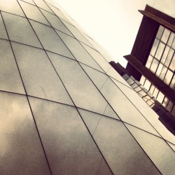 #glass & #geometry in #joburg #jozi #johannesburg #igersjozi #architecture  (at Johannesburg (CBD))