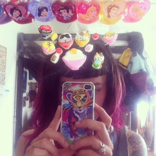 •japanophile-catlady-disney princess-90s child-lisa frank elder teen•