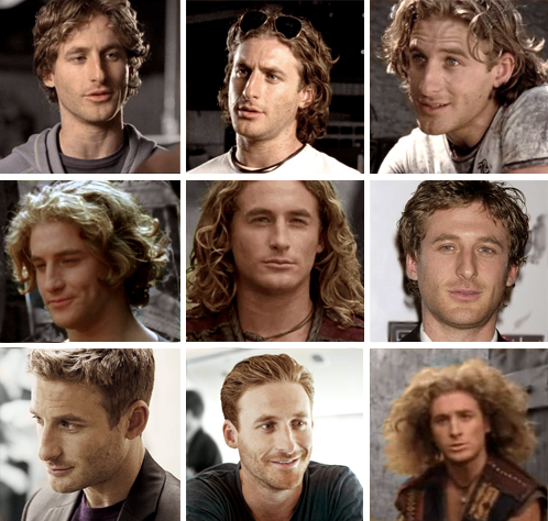 maidenofeddie:  middle-earthian: Starring: Dean O'Gorman's hair