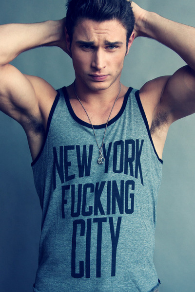 fortheloveofhotguys:  Tumblr on We Heart It - http://weheartit.com/entry/39845804/via/alliechiron   Hearted from: http://homme-model.tumblr.com/post/33403321723
