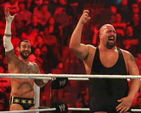 For some reason I've always thought that CM Punk and the Big Show would make a great team.