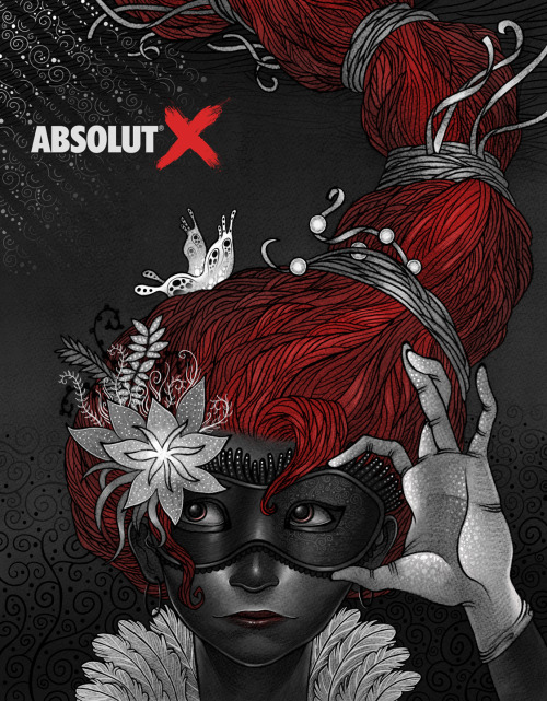 My submission to the Absolut Vodka poster contest!  If you like it, please vote! http://www.talenthouse.com/creativeinvites/preview/ac068c690e63eeb938bc2169d0f6f835/757