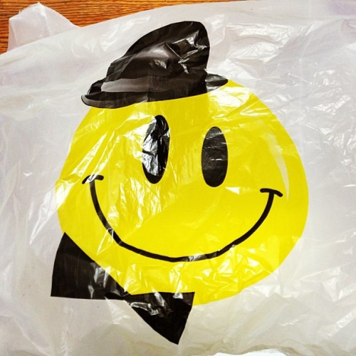 jus found this shit #do#u#eva#feel#like#a#plastic#bag#aceed#smiley