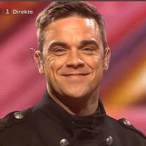 #robbiewilliams #cute #smile #man #photo #people #music #singer #british #happy #handsome #world #england #entertainer #like #funny