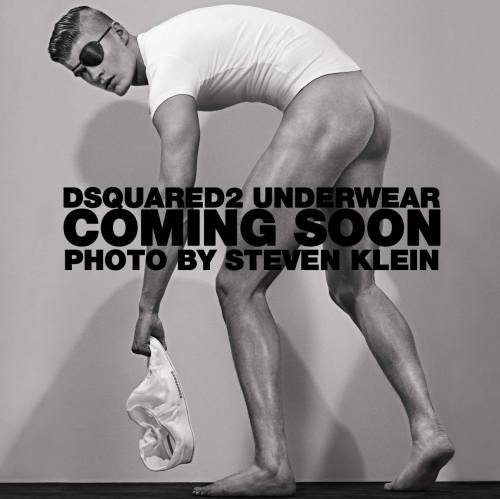 Matt Woodhouse by Steven Klein - DSquared² Underwear