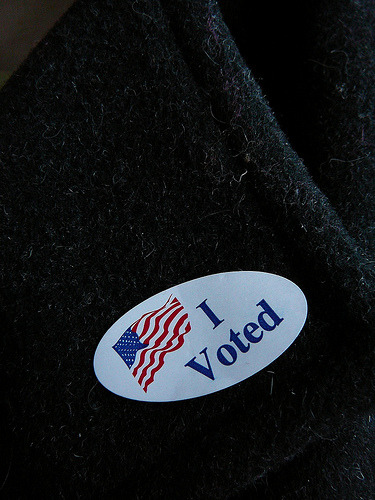 Hey Milwaukee, don't forget to vote in today's primary! State Supreme Court Circuit Court County Supervisor photo via flickr:CC | eliza evans