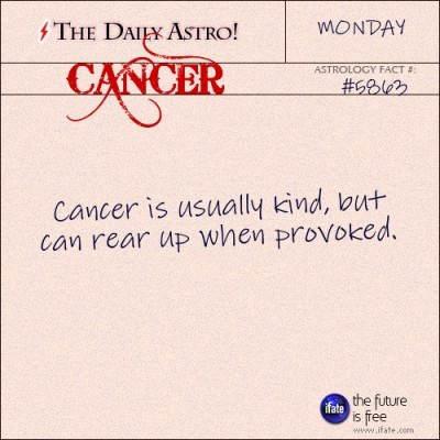 Cancer 5863: Visit The Daily Astro for more facts about Cancer.