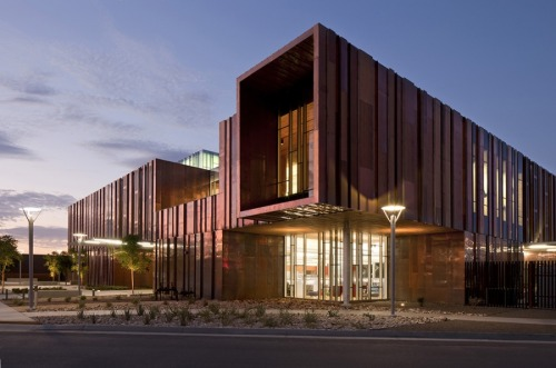 South Mountain Community Library (Phoenix, AZ)ArchitectRichärd+Bauer Architecture