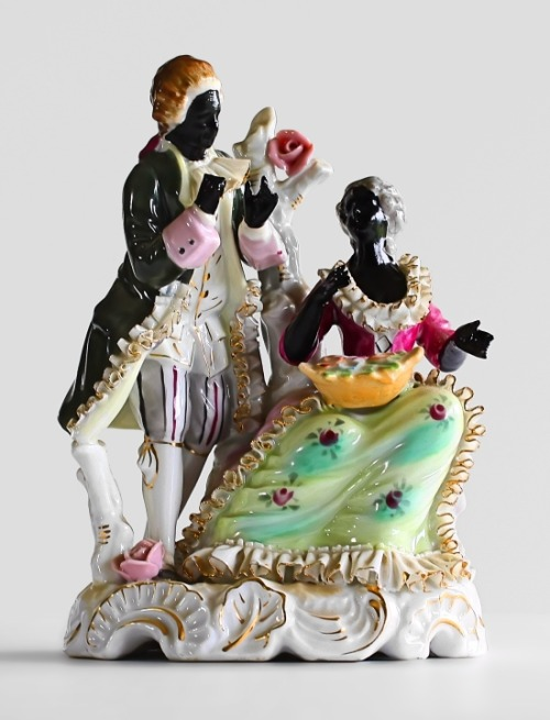 beatpie:  Victorian Couple Deleted (2010) by Chad Wys