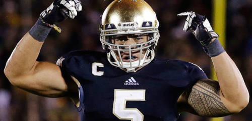 San Diego Charger fans, meet your new MLB: Manti Te'o