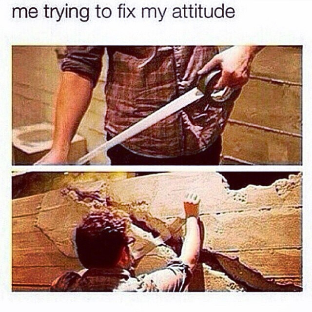 stephanista:  Oops 🙊😩 #metrying #seriously #attitude #imnotmean #sorry #funny #meme #imnotalone