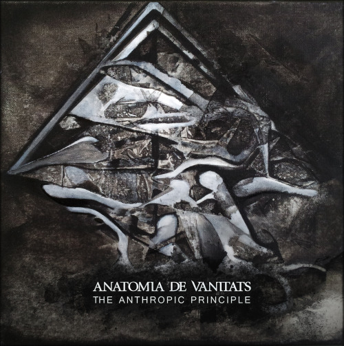 "http://cryochamber.bandcamp.com/album/the-anthropic-principle out now! Anatomia De Vanitats is Mercé Spica from ELDARs solo project, this is an intricate album bubbling with details, a steamy dark ambient epic.   In cosmology, The Anthropic Principle states that any valid theory of the universe must be consistent with the existence of human beings. ""If the universe must verify certain conditions to our existence, these conditions are checked because we exist."" The various attempts to apply this principle to the development of scientific explanations of the universe cosmology have led to much confusion and controversy..  ""The world is necessarily as it is because there are beings who wonder why so""   Composed and produced by Mercé Spica  At Oxid Studios Barcelona 2013  Mastered and Artwork by Simon Heath   24 Bit FLAC recommended!"