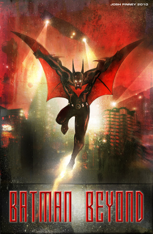 andresisbatman:  Batman_Beyond by *Josh-Finney   //