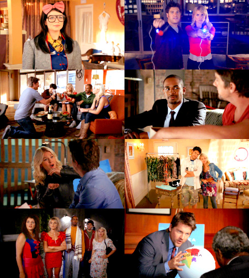 awesometothe3rd:  Happy Endings: 1x07 Dave Of The Dead