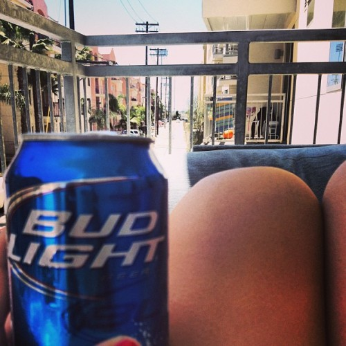 SD. #chillin #nastybudlight