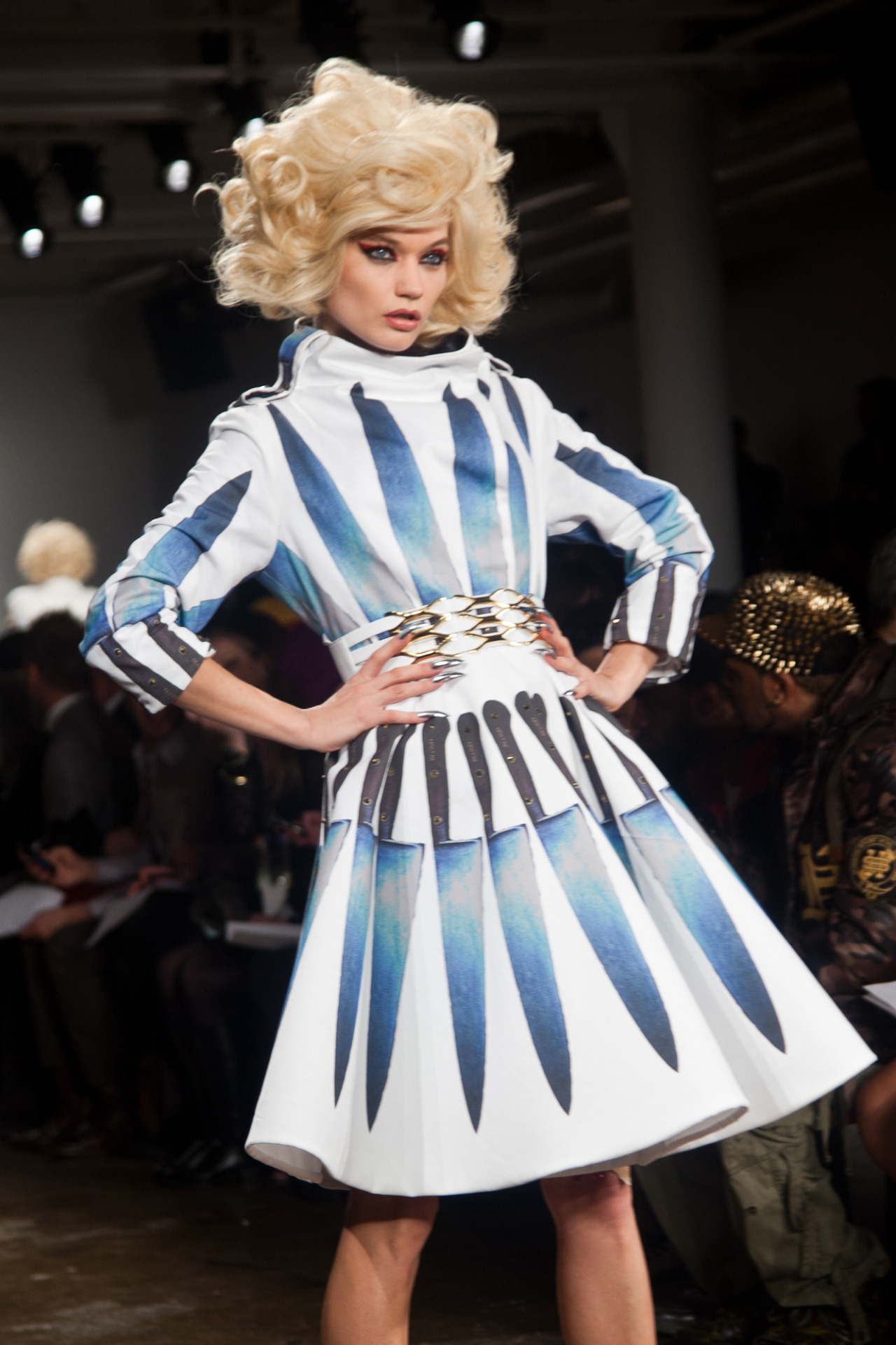 The Blonds NYFW