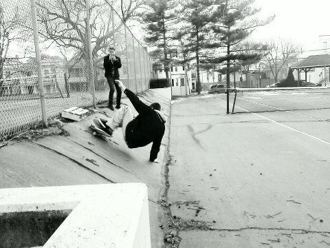 sammy sock GETTIN PITTED in albany