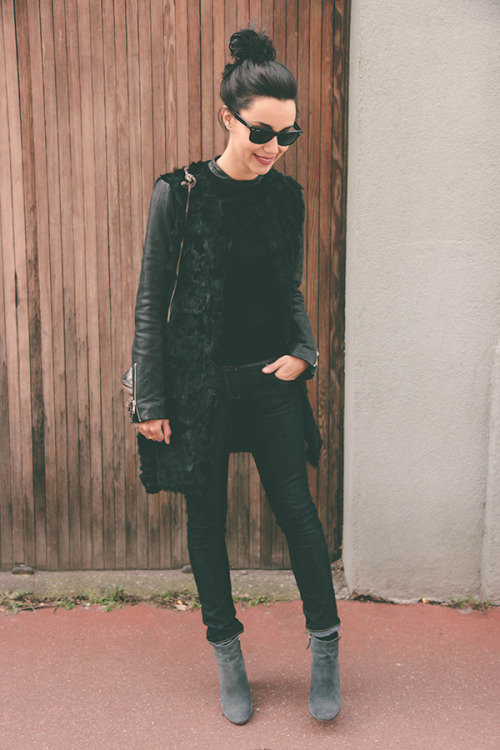 the-streetstyle:  20.03via etpourquoipascoline