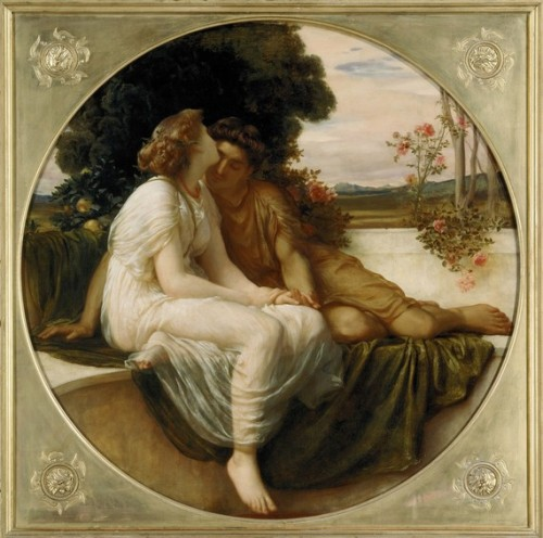 Frederic Leighton, Acme and Septimius, n.d.