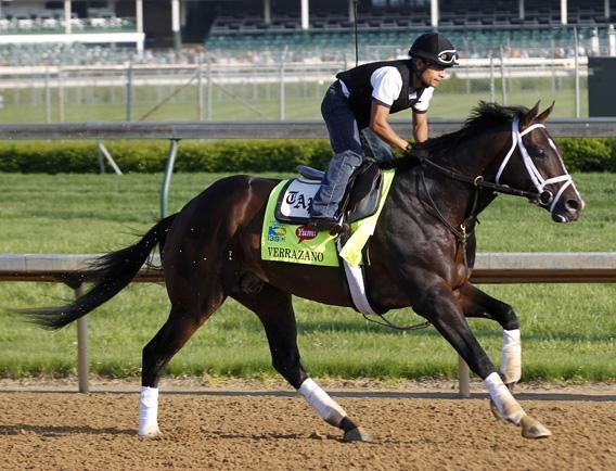 The Kentucky Derby's own, Verrazano!