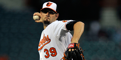 It's Hammel Time for the Orioles With the O's rotation in tatters Jason Hammel needs to step forward. Over the past 12 months the Baltimore Orioles have morphed from a Cinderella story riding a wave of good luck to a legitimate contender with a lineup of young stars. While Chris Davis, Adam Jones, and Manny Machado have powered the Orioles, the team's most important player might be pitcher Jason Hammel. With Wei-Yin Chen and Miguel Gonzalez on the DL, and the fifth spot in the rotation a smoldering dumpster fire, Hammel needs to re-kindle some of his 2012 magic. Continue Reading