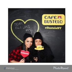 """by @missyy___ """"Thank you @therealelijas for inviting me out to your 1st acoustic performance sponsored by Cafè Bustelo ❤ 😎💋🎸🎶🎤 #music #coffee #cafebustelo#therealelijas#fly"""" via @PhotoRepost_app"""