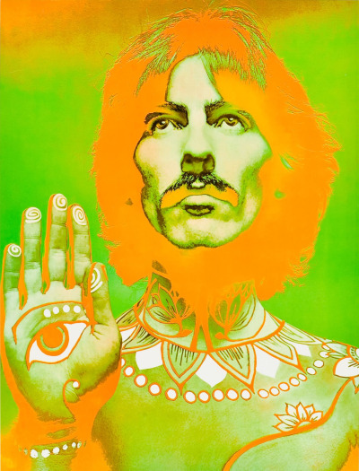 rainbowclusterfuck:     Happy 70th Birthday George Harrison<3