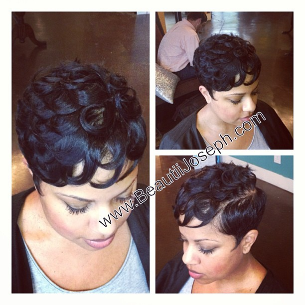 Hair by me. Mother's Day coming. Come see your #Beautiologist www.BeautiiJoseph.com