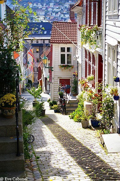 besttravelphotos:  Bergen, Norway