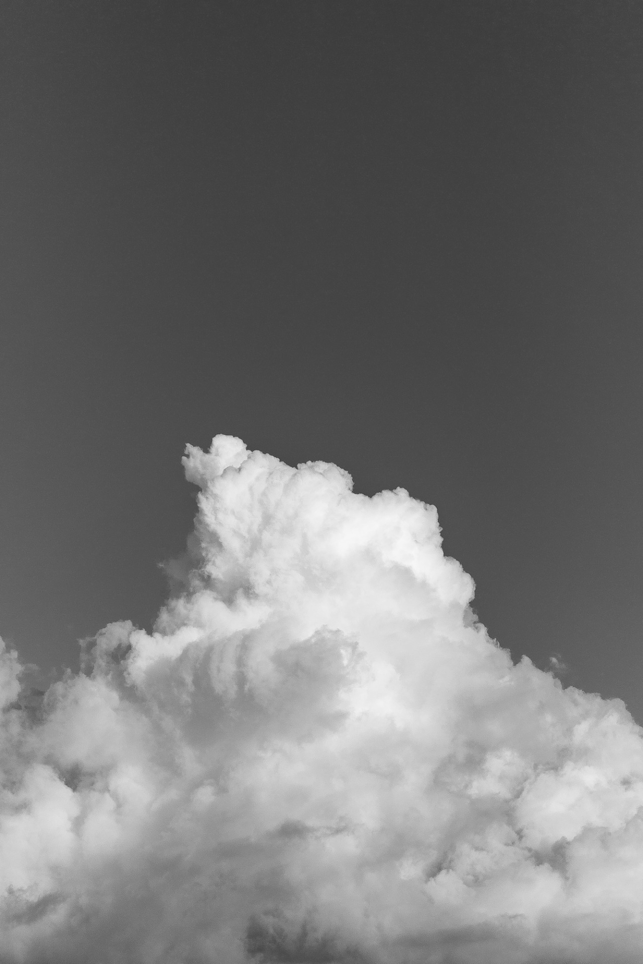 Have you ever been bored and taken a picture of a cloud? Yeah, I have.