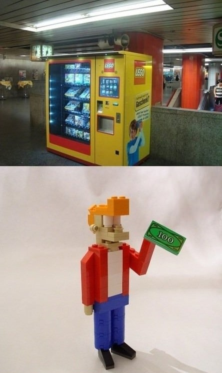 Shut up and take my lego money! - Imgur