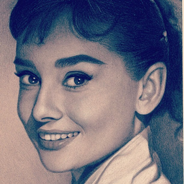#audreyhepburn #audreyeverlasting #beautiful #rare #tumblr #oldhollywood #pretty #style #fashion #love #classic #vintage