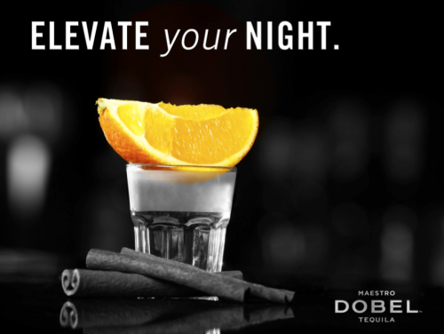 Elevate your night.