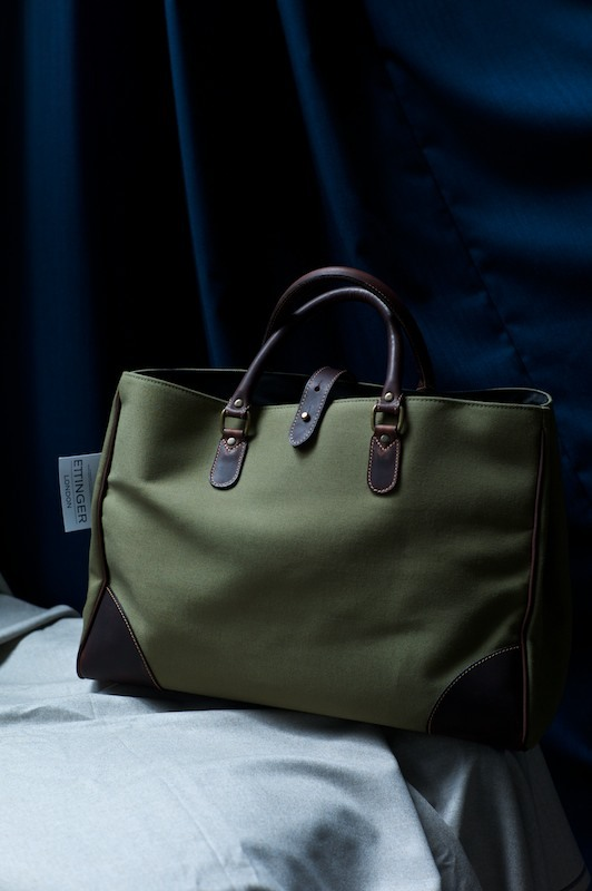 Ettinger Tote New at The Armoury
