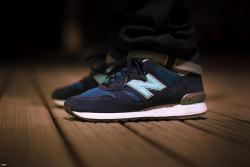 sweetsoles:  Norse Projects x New Balance M670 NTU (by Haroun R. Tazieff)