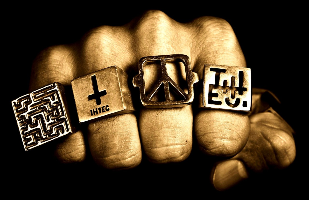 RINGS By Melbourne Label - I Heard They Eat Cigarettes !!  Available Online With Free Delivery www.iheardtheyeatcigarettes.com