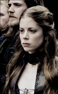 zuzcreation:  Charlotte Hope as Myranda in Game of Thrones (x9) #charlotte hope #game of thrones #myranda#avatars