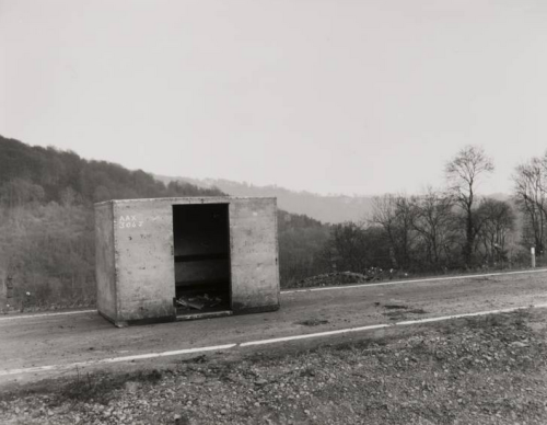 Keith Arnatt, A.O.N.B. (Area of Outstanding Natural Beauty), 1982-4.