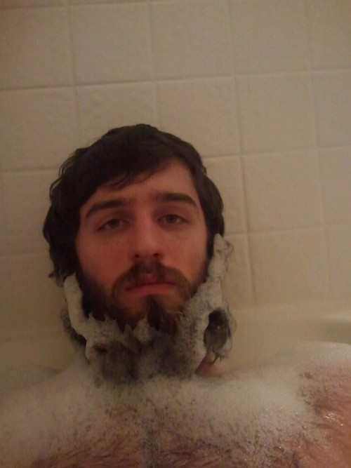hippieclimber:  So what I like bubble baths!