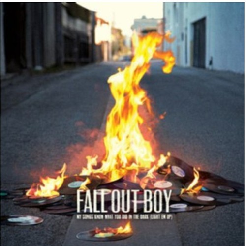 Save rock and roll #falloutboy #back
