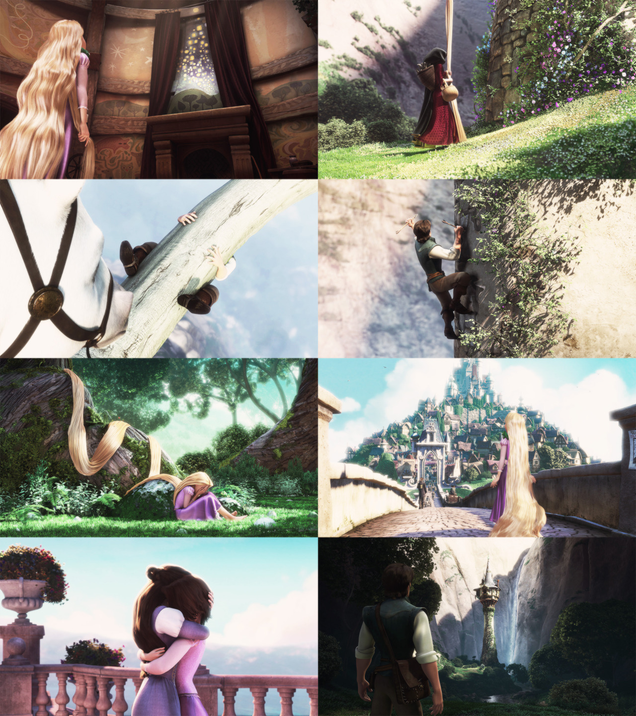 Tangled » Faceless