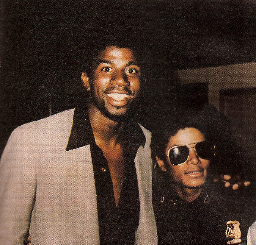 MAGIC & MICHAEL
