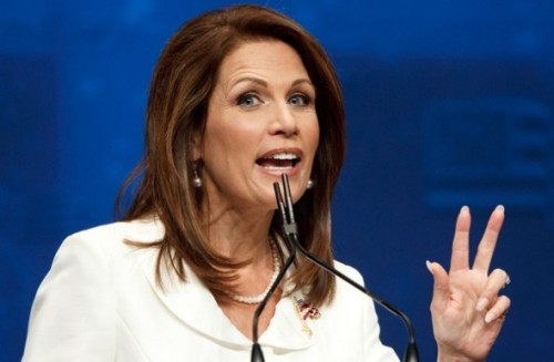 So long Michele Bachmann! She's leaving Congress. We've got her worst moments. And her craziest quotes. Have fun!